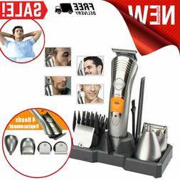 Electric Shaver Hair Trimmer Men's Rechargeable Hair Groomer