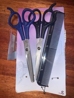 Goody New Style Kit, Hair Cutting Shear, Thinning Shear And