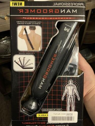 back shaver professional do it yourself electric