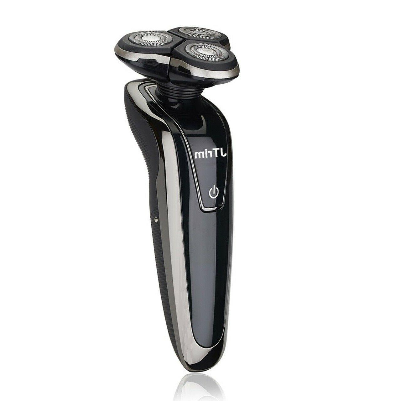 JTrim Electric Shaver For Men 3DFLEX Wet dry System Cordless