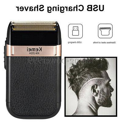 Men's Electric Shaver Trimmer Beard