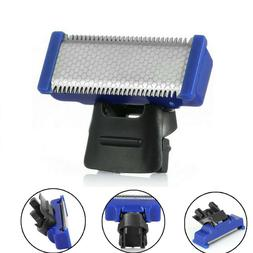 Men Beard Shaver Blades Head Replacement Tool For Micro Touc