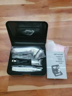 Men's Collection 3 Head Rechargeable Rotary Shaver RSM-2500