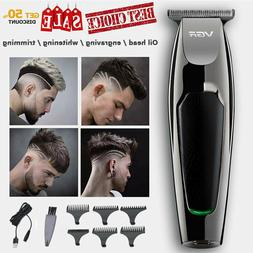 VGR Mens Electric Shavers Hair Clippers Trimmers Beard Cutti