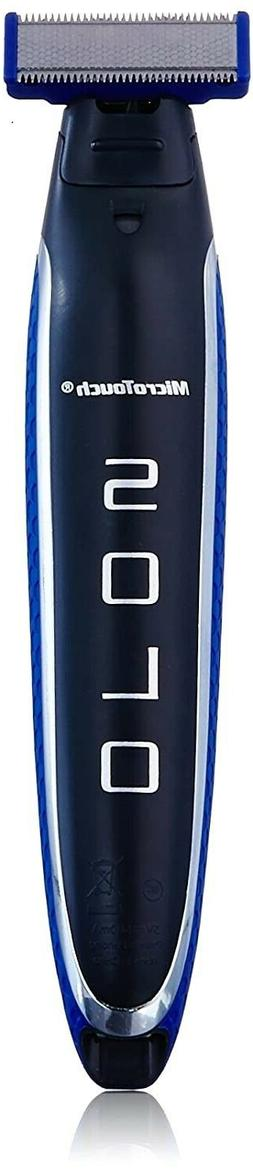 Micro Touch SOLO Men's Rechargeable Full Body Hair Trimmer,