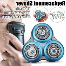 For Philips Norelco Men's Electric Shaver Razor Heads RQ12 S