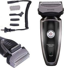 HDE Men's Rechargeable Cordless Shaver Electric Precision Ra