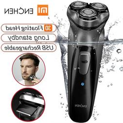 Xiaomi Rotary Electric Shaver with Pop-up Hair Trimmer Wet &