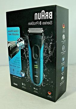 Braun Series 3 ProSkin Electric Razor Rechargeable & Cordles