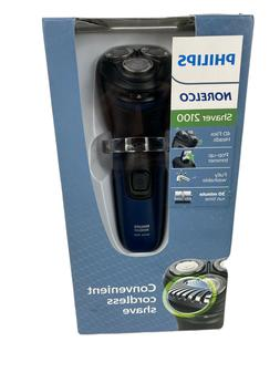 Philips Norelco Shaver 4D Flex Heads Pop Up Trimmer Fully Wa