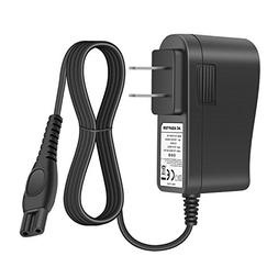 Powseed 15V Shaver Power Adapter Charger for Philips Norelco